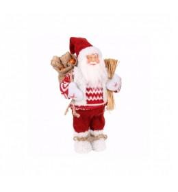 Deda Mraz 30 cm Red Star
