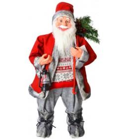 Deda Mraz sa dzakom i fenjerom, figura 740624
