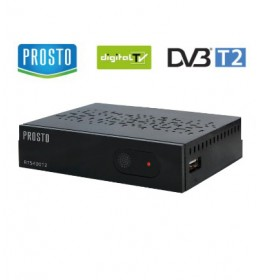 Digitalni DVB-T2 HD risiver RT5430T2