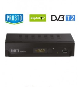 Digitalni DVB-T2 HD risiver  RT5400T2
