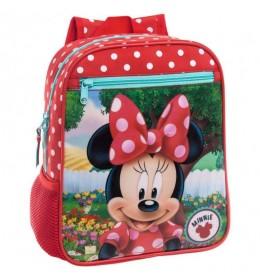 Disney Ranac za vrtić 28cm Minnie Garden