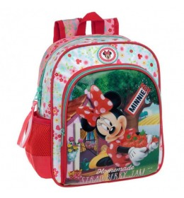 Disney ranac za vrtić 28cm Minnie Strawberry Jam