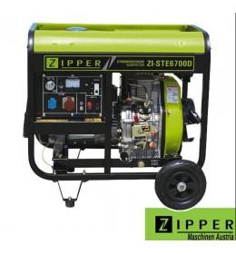 Dizel agregat 5.7KW Zipper ZI-STE6700D