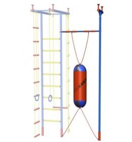 Dodatni teleskopski stub sa vratilom + bokserski džak