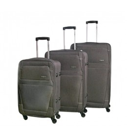 Kofer Dubai tamno siva