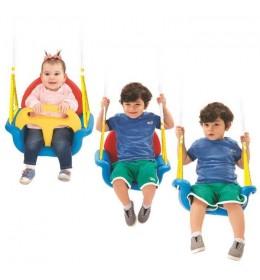 Ljuljaška za decu Lux 3u1