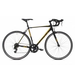 Drumski bicikl Capriolo Eclipse 4.0 crno-žuto