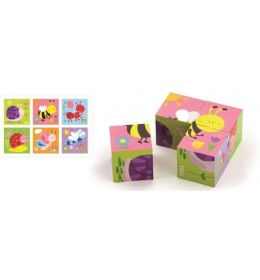 Drvene kocke (puzle) bube