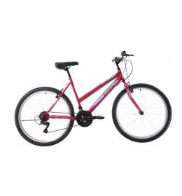 Mountain Bike Adria Bonita 26 pink i tirkiz 19