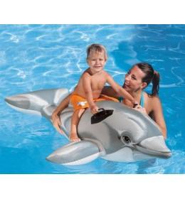 Dušek na naduvavanje Delfin