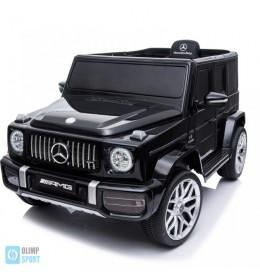 Džip na akumulator Mercedes G 63 AMG crni