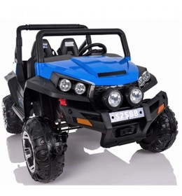 Džip na akumulator Quad Bagi plavi