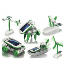 Edukativna igračka 6 u 1 Solar Kit
