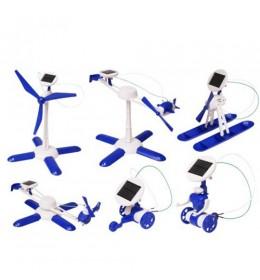 Edukativna igračka 6 u 1 Solar Kit New