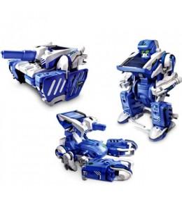 Edukativna igračka Solar robot 3 u 1