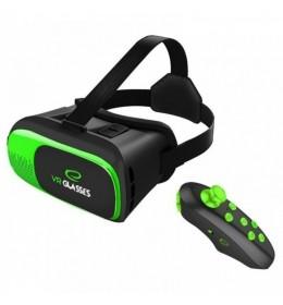 3D/VR naočare za smart telefone + bluetooth daljinski upravljač Esperanza EGV300R