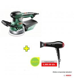 Ekscentar brusilica Bosch PEX 400 AE + poklon