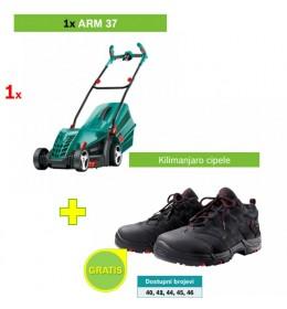 Električna kosilica za travu Bosch ARM 37 + poklon