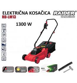 Električna kosilica za travu Raider RD-LM 13