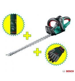 Električne makaze za živu ogradu Bosch AHS 65-34 +podmazivač+rukavice XL