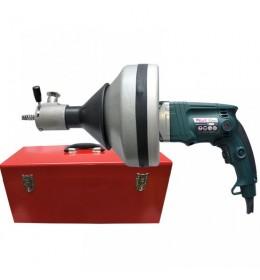 Električni čistač cevi Womax 20-65 mm