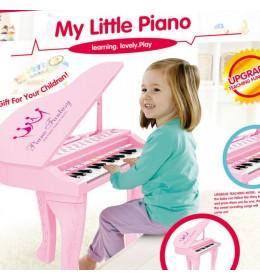 Električni klavir sa mikrofonom