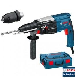 Elektro-pneumatski čekić za bušenje Bosch GBH 2-28 DV Professional brzostezna glava SDS plus