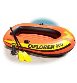 Čamac Explorer 300
