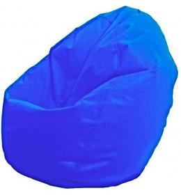Lazy bag eko koža plavi L