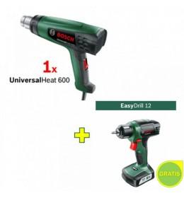 Fen za vreo vazduh Bosch UniversalHeat 600 + poklon