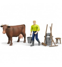 Figura set Farma Bruder 626051