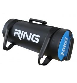 Fitnes vreća 20 kg crno/plava