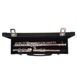 Flauta Moller 481 posrebrena