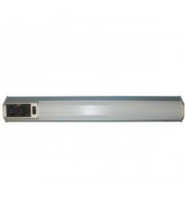 Fluo svetiljka srebrna T5 13W G5