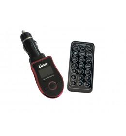 FM transmiter za kola BT65 Red Xwave 020281