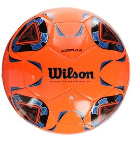 Fudbalska lopta Wilson Copia II orange