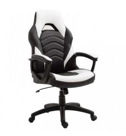 Gejmerska stolica 2326 crno bela