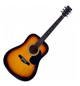 Akustična gitara Eclipse CX S022 SB
