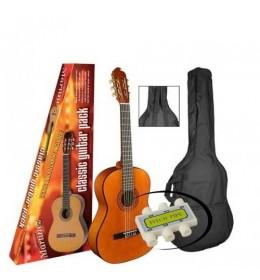 Akustična gitara sa torbom Antonio Martinez MTC-080-P