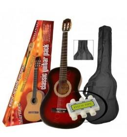 Akustična gitara 3/4 sa torbom Antonio Martinez MTC-083-PR
