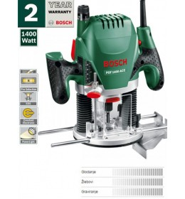 Glodalica Bosch POF 1400 ACE