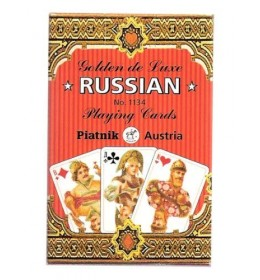 Karte Piatnik Golden Russian