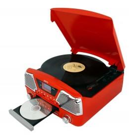 Gramofon sa SD/MMC USB i CD plejerom Camry CR 1134 R
