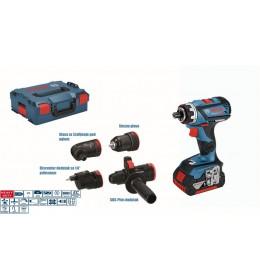 Bosch aku. bušilica - odvrtač GSR 18V60 FC set