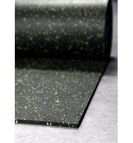 Gumeni podovi za teretane debljina 1 cm