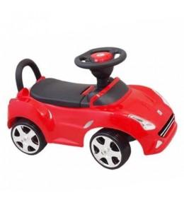 Guralica za decu autić Baby Mix crvena