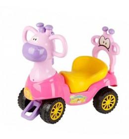 Guralica za decu Glory Bike Kravica pink