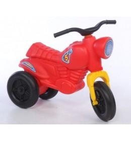 Guralica tricikl Classic 5 Maxi Motor Bike crvena