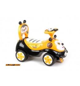 Guralica za decu Glory Bike žuti CL7625-Y