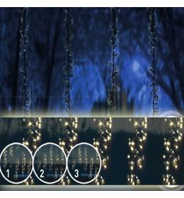 Gusta LED zavesa Meteor toplo bela 2x1m za unutrašnju i spoljnu upotrebu
